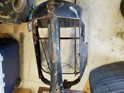 Vintage 1937 Buick Front Shroud Nose No Grill Shell Original