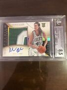 2013-14 Immaculate Collection Kelly Olynyk Premium Auto Patches Gold 10/10