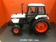 Uh Case 1494 - 2wd Tractor White 1/32 Universal Hobbies 4280