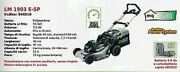 Lawnmower Battery Powered Lm 1903 E-sp Series Ego With In The Lithium 56 Volt