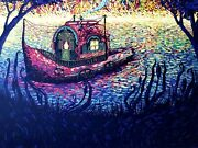 James Eads Daylight As A Vessel2014 Art Print Rare Only 20.