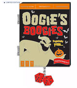 Oogie Boogie Cereal Box Pin – The Nightmare Before Christmas – Le Sold Out