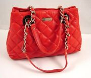 Kate Spade Gold Coast Small Maryanne Red