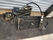 1972 Chevy Impala 4dr Complete Heater Box ..ac Lines... Condenser..