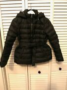 Authentic Girls Down Jacket Size 10