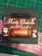 1x Personalised Logo Merry Christmas From All The Staff Id Card Lanyard Style2