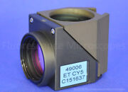 Et Cy5 Chroma 49006 Band Pass Filter Cube For Olympus Fluorescence Microscope