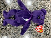 Princess Diana Beanie Baby In Mint Condition Including Tag.