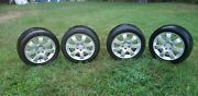 17 Inch Mercedes Factory Take Off Wheels – A2514011002