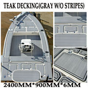 Eva Foam Boat Marine Flooring Faux Teak Decking Yacht Car Sheet 35and039and039x 94and039and039 Hot