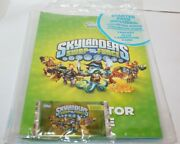 Skylanders Swap Force Starter Pack Includes Binder And Collector Cards Topps New