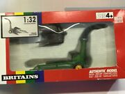 Vintage Britains.farm Forage Harvester Trailer Hook.tractor Drawn Mint Boxed