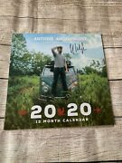 Mike Wolfe American Pickers Antique Archaeology Signed Autograph 2020 Calendar
