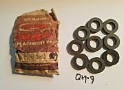 Nos New Old Stock Oem Quicksilver Mercury Mariner 12- 30521 @9 Lot 9 Washers