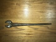 Armstrong 13/16 Spud Wrench Armaloy 1906a