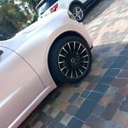 Ace Alloy Devotion 22inch Rims And Tires. Custom Aftermarket Wheels