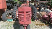 International Farmall C Tractor Front Grille Nose Assm