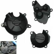 Motorcycles Engine Cover Protection Fit For Kawasaki Zx-6r 2009 2010 2011 2012