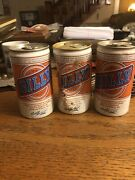 Lot 3 Billy Beer Cans One Pull Tab Billy Carter