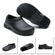 Men Women Chef Shoes In Kitchen Non-slip Safe Shoes Oil And Water Proof For Cook