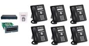 Avaya Ip Office 500 V2 Ipo500 9.0 4 Lines 6 9508 Phone System Essential Package