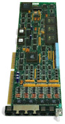 Micros Systems Pos Isa Std Local Cluster Controller Card - 400399-001 Rev D
