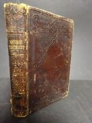 1864 French New Testament Bible. Publ By American Bible Society, New York.