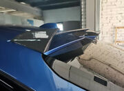 Bmw X6 G06 Roof Spoiler Wing Carbon