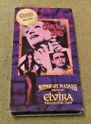 Coors Presents The Crawling Hand Vhs Midnight Madness Elivira Tested Horror
