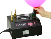 Electric Balloon Inflator Filler Portable Dual Nozzle Inflator/blower Air Pump