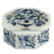 Marble Coaster For Drink Set Of 6 With Holder And Tea Pot Placemats