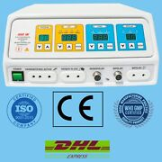 400 W Electrosurgical Generator Electro Surgical Cautery 400w Pre- Programs Unit