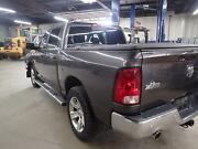 13 14 15 16 Ram 1500 Bed Box Only Crew Cab 5and039 7 Standard Box Gray Pau