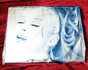 Madonna Flawless Sealed Gorgeous Promo Only Sex Book And039d Us 1st Ed Blank Code Cd