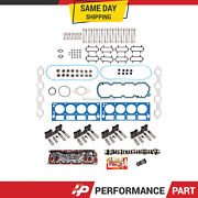 06-09 Chevrolet Gm 5.3l Afm Replacement Lifters Bolts Kit Gaskets Vlom Camshaft