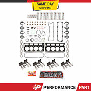 05-13 Chevy Gm 6.0 6.2 Afm Dod Replacement Kit Gaskets Trays Bolts Lifters Vlom