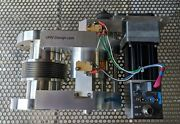 New Uhv Z Axis Translator 1 Travel 4.5 Conflat Vacuum Bellows Motorized Mdc