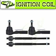 Tie Rod End Kit Inner Outer Lh Rh Set Of 4 For Caliber Compass Patriot Suv New