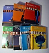 House Md - Complete Season Tv On Dvd - All Seasons Sealed - You Choose