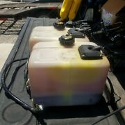 Oil Injection System For Outboard Motors