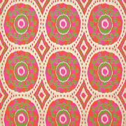 M3w Manuel Canovas Ethnic Chic Ikat Woven Upholstery Fabric 5 Yards Epice