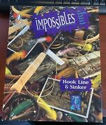 Complete Jigsaw Puzzle Bepuzzled 750 +5 Xtra Impossibles - Hook Line And Sinker