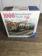 Ravensburg 1000 Pc Puzzle Memory Junction 81570 No Bottom Box Not Sure All There