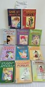 Maison Ikkoku Lot / Learning Curves/ Welcome Home/ 11 Trade Paperback/ Vg/ 0812