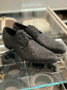 Louis Vuitton Tuxedo Shoes Sequins Derby Lv7.5 Us8.5 Limited Edition Sold Out