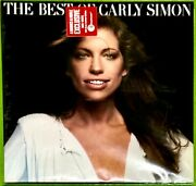 Best Of Carly Simon Carly Simon Limited Edition Barnesandnoble Exclusive Red Vinyl