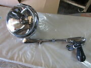 Antique Vintage Gm Mopar Ford Cadillac Buick Search Lamp 30and039s 40and039s 50and039s Nash