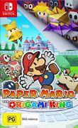 Nintendo Switch - Paper Mario The Origami King
