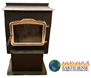 Harman Pc45 Pellet Stove Refurbished By Professionals - 45 Day Warranty