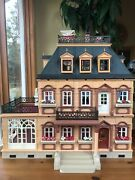 Playmobil 5300 Victorian Dollhouse Mansion Wedding Carriage Animals House